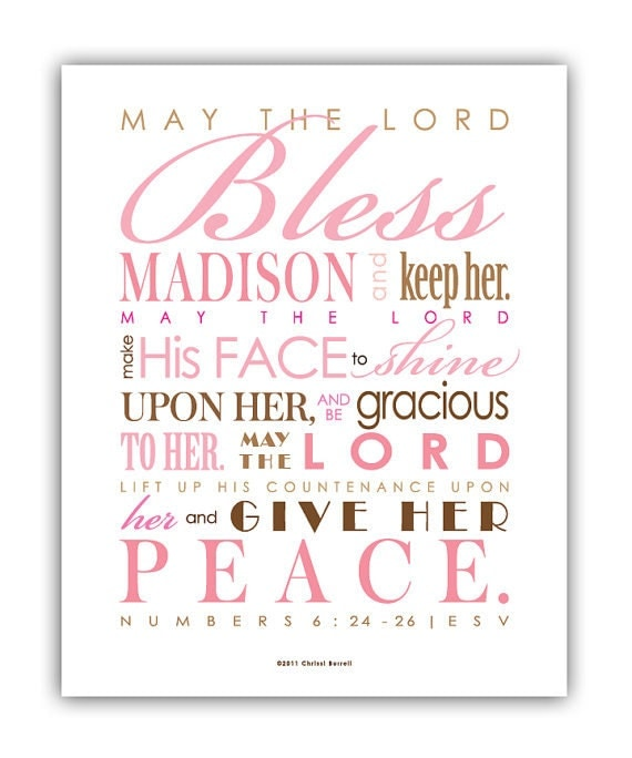 Baptism Gift For Girls First Communion Gift Diy Print