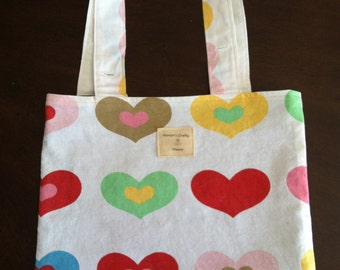 Up-cycled tote