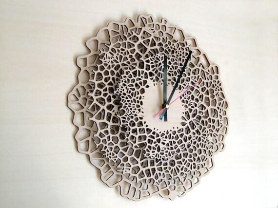 Big Giraffe Clock Large Wall Clock
