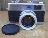 Minolta Hi matic 9 35mm Rangefinder Camera