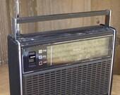 JC Penny 3 Band Portable Radio Relic