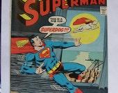"""DC """"Superman """" no 287 May 1975"""