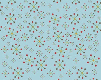Doohikey Designs for Riley Blake, Hooty Hoot Returns Hoot Jacks Fabric 1/2 Yard