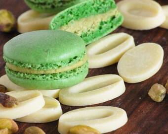 One Dozen Pistachio Macaron