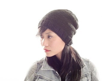 The Slouchy Ski Hat