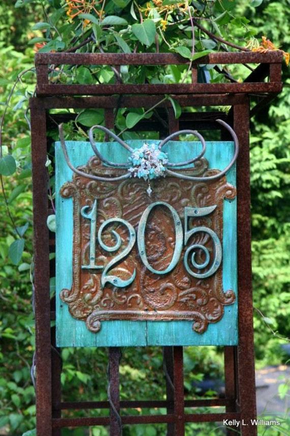 How to Make Stylish House Numbers