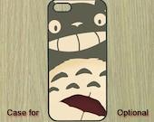 My Neighbor Totoro -- iphone 5 case , iphone 4S case , Samsung Galaxy S3 case , Galaxy note 2  case
