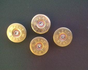 12 Gauge Shotgun Magnets set of four