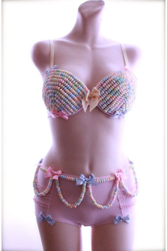 Candy Bra And Panties 70