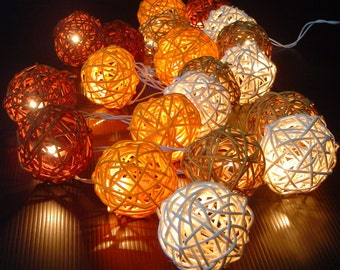 Popular items for wicker light on Etsy