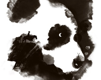 Discovery (Panda, Mountains, Wildlife)