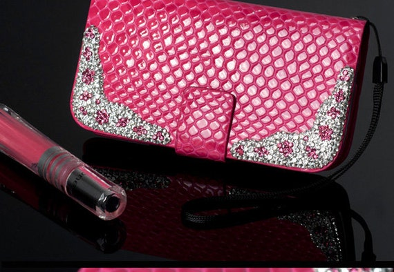 Samsung Note2 Luxury Diamond Holster Crocodile by CreativeGadgets