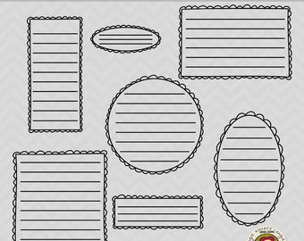 Doodle Journal SPots (Digital)