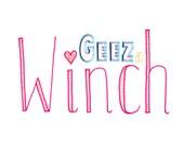 Geez A Winch - Scottish Love Romance Valentines Card Scotland