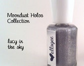 First five bottles sold only six dollars, Full Sized 15 ml Lucy In The Sky handcrafted nail polish