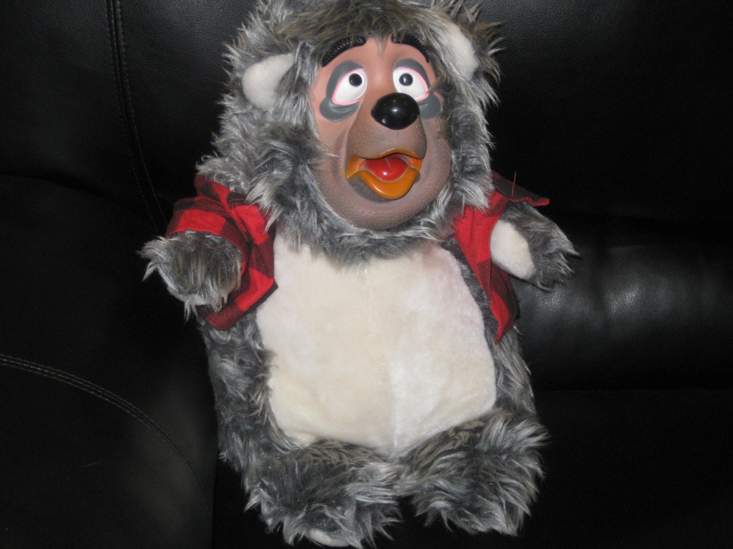 1980s Disney World Country Bear Jamboree Plush Doll Stuffed