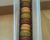 Customize your own Macaron Box 24pcs