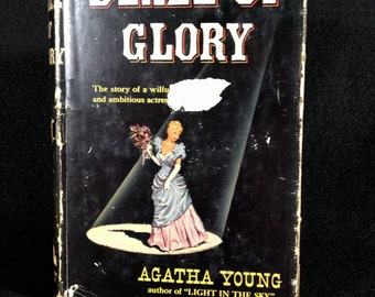 Blaze of Glory by Agatha Young, 1950