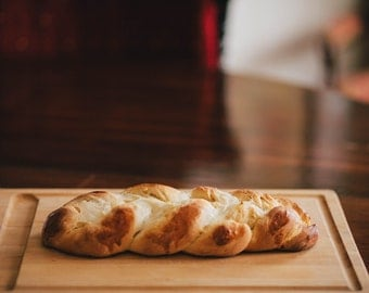 Homemade Swedish Cardamom Coffee Braid/Bread