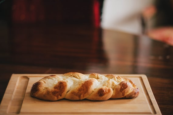 Homemade Swedish Cardamom Coffee Braid/Bread by TheSwedishBaker
