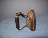 Antique Geneva 5 lb. Sad Iron Late 1800's
