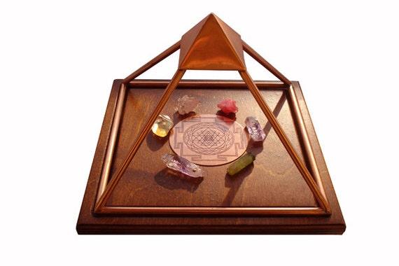 how to use a meru pyramid
