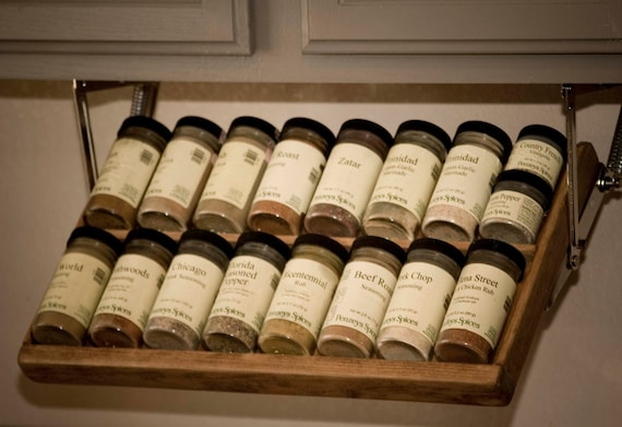 under cabinet spice rack pdf diy counter spice rack plans 27530