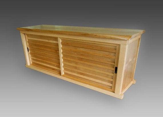 Japanese geta bench tansu shoe cabinet ebay Shoe cabinet bench