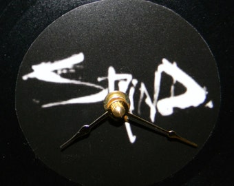 STAIND Inspired Vinyl Record Wall Clock