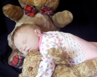 Summer Sale Sugar Donna Rubert Custom Reborn Doll Little Darlins Nursery Artist Rita Meese
