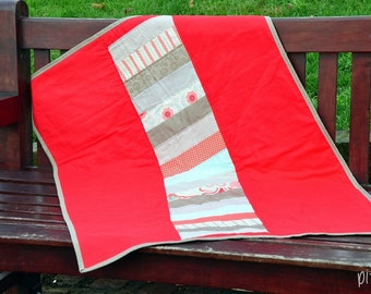 Red River Aside Quilt