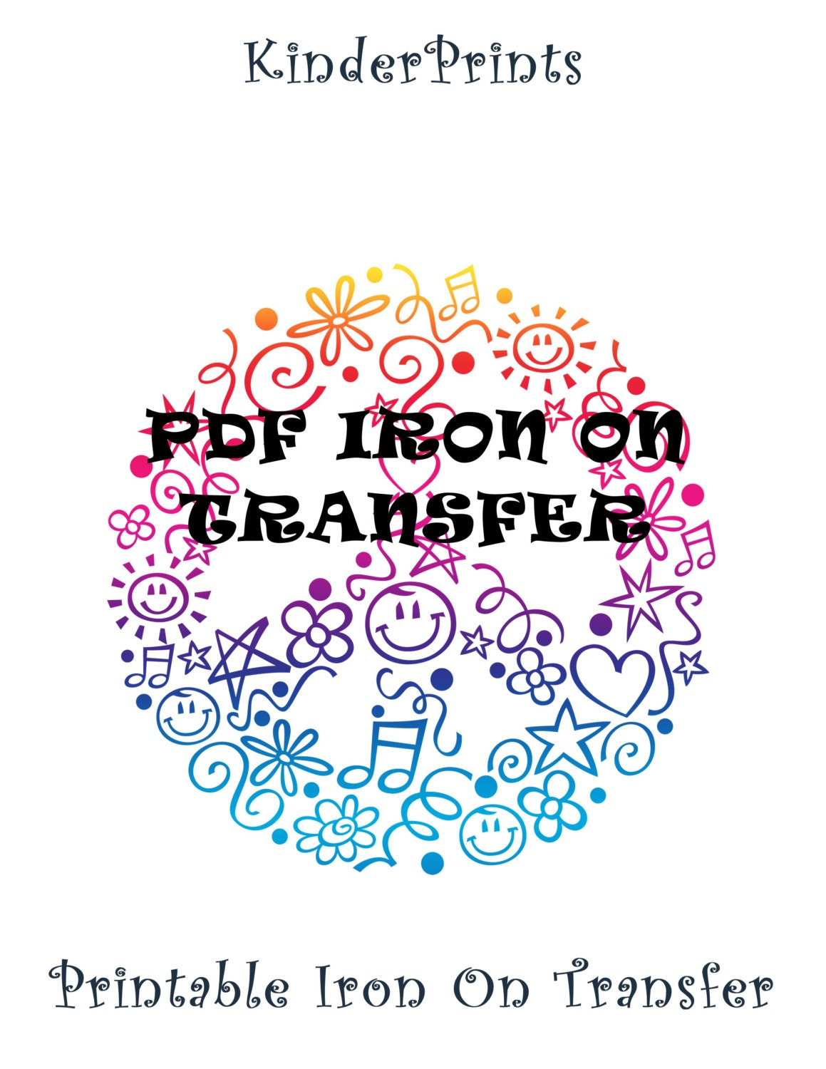 Genius image throughout printable iron on transfer
