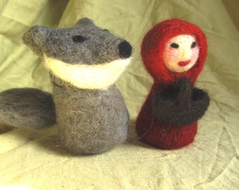 Little Red and Wolf