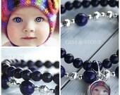 Photo Bracelet, Photo Charm Bracelet, Bracelet for New Mom, Mom Bracelet, Bracelet for Grandmother, New Grandma bracelet, Photo jewelry