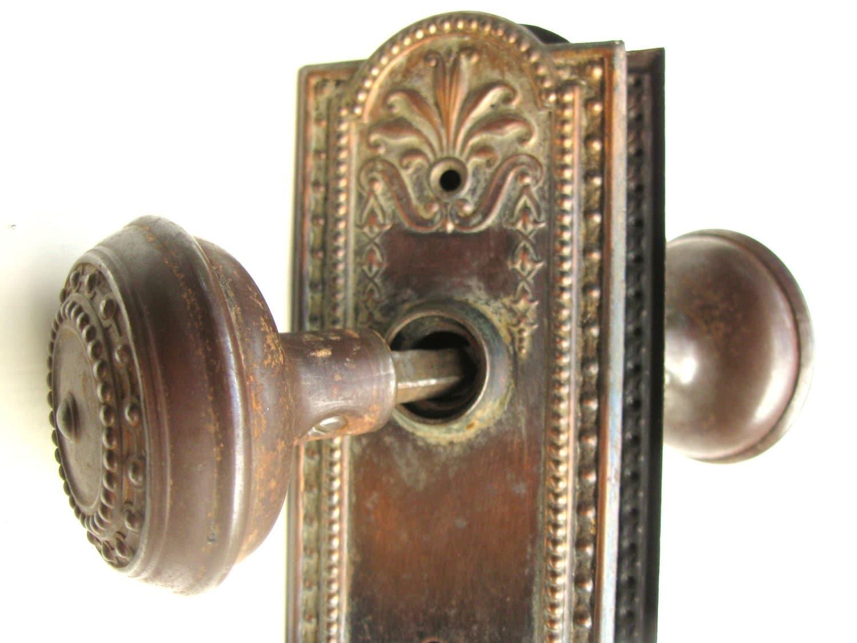 door knob plates