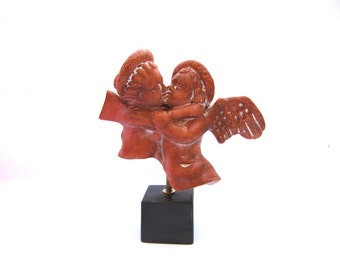 Decorative Greek Love and Soul Ceramic Reproduction,Red or white