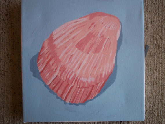 Seashell Painting 8