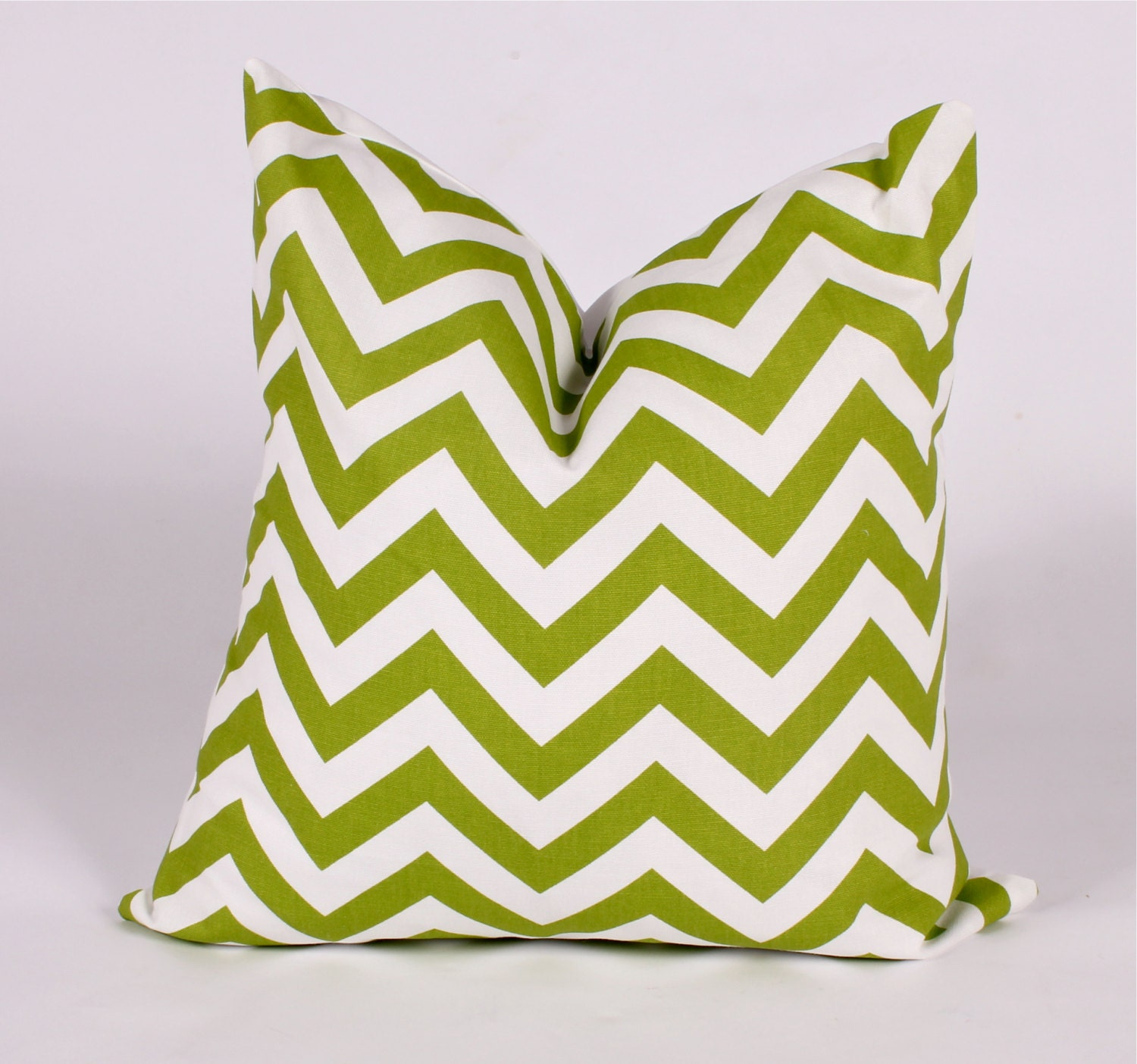 20 x 20 inch Decorative Pillow Cover Chevron by ThePillowPalette