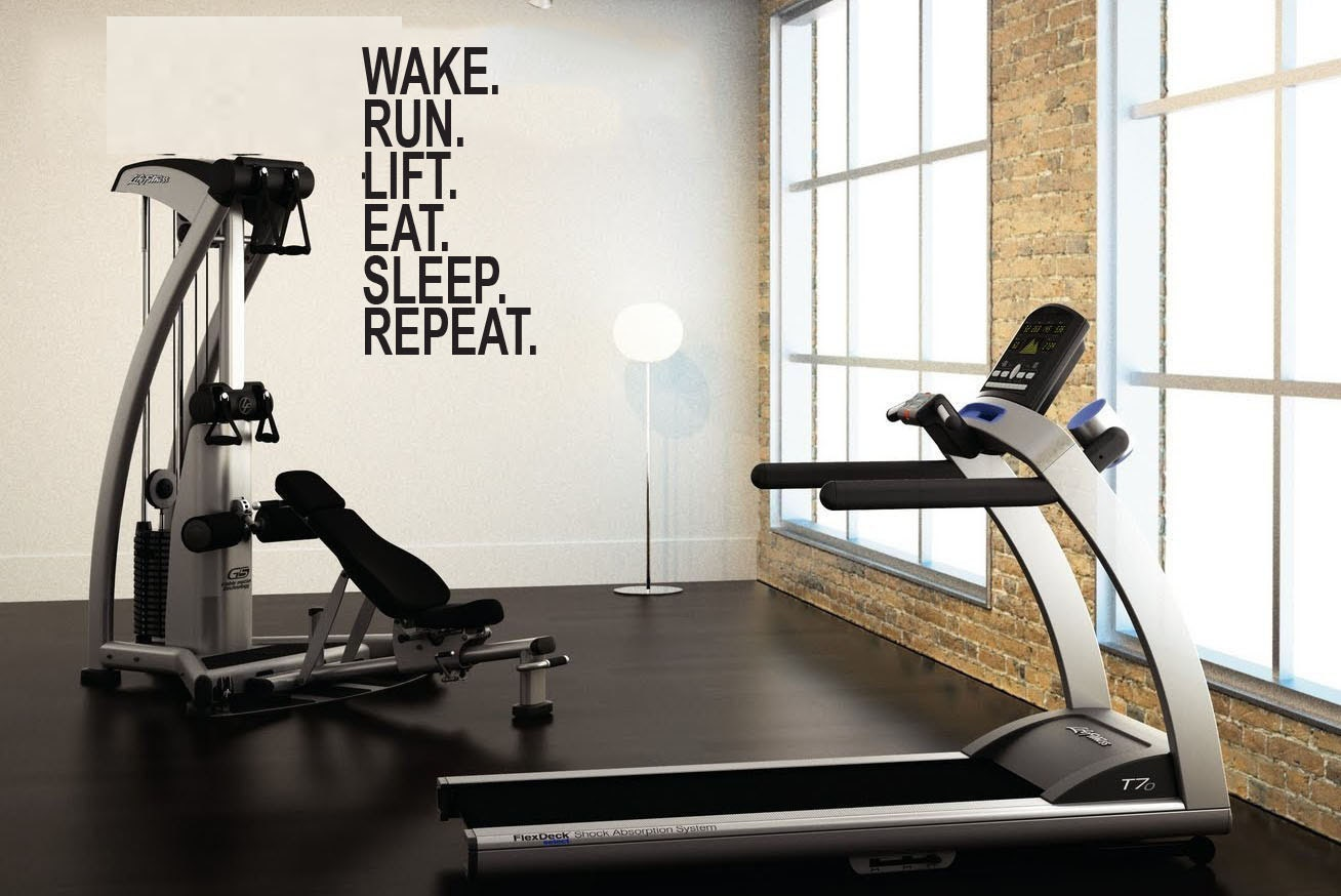 home gym french wallpaper - photo #17