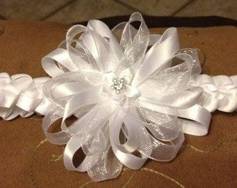 Loopy Flower Headband