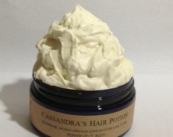 Cassandra's Hair Potion: Extreme Moisturizing Cream, 8 oz