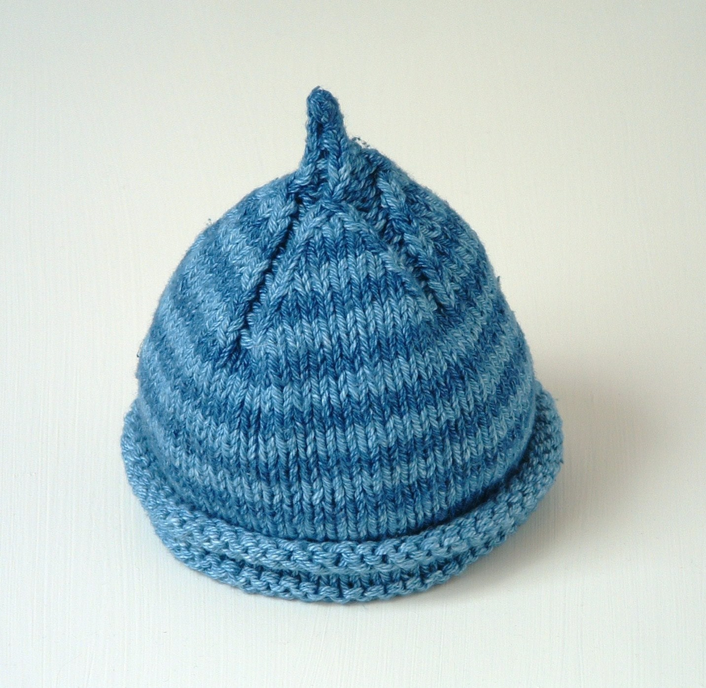 NEW In The Round and Flat Knitting instructions KNITTING