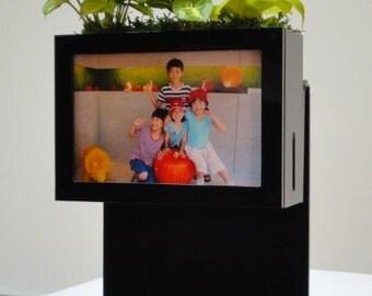 Memory Picture Frame Planter