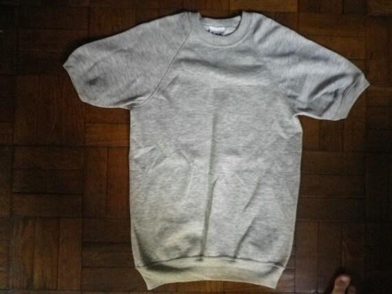 Vintage Lee Sweatshirt short sleeved Lee 101 Steve McQueen