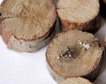 sterling silver Ants Earings