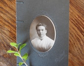Book: Vintage Oval Photo Journal