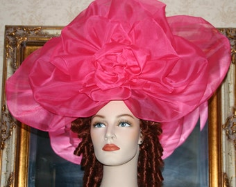 Derby Fascinator Hats