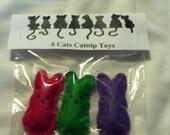 Easter Bunny Organic Catnip toys