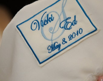 RUSH Wedding Dress Label  Angie style