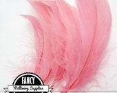 5 - Pink - Goose Feathers